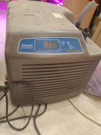Холодильник для аквариума Atman cs-400cirv