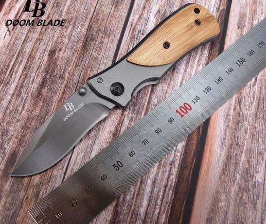 Nóż składany z wisząca klamra Hike Outdoor Camp Survive
