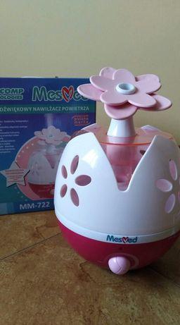 Ultradźwiękowy nawilżacz powietrza MesMed(super stan-jak nowy!!)