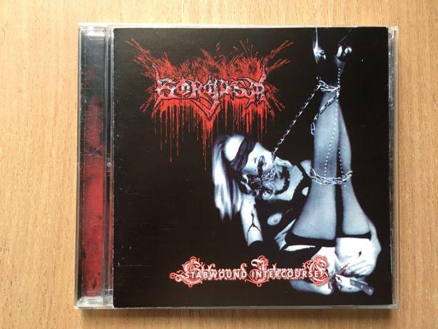 Gorgasm – Stabwound Intercourse 2008 (98\96) CD USA