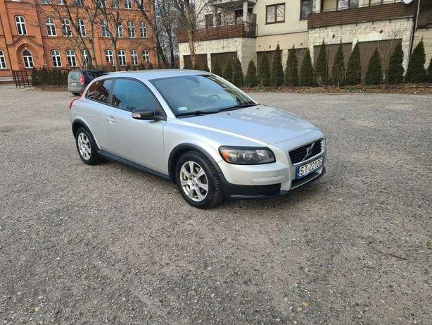 Volvo c30 1.6. Ładne zadbane. Klima
