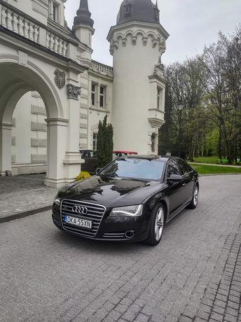 AUDI A8 D4 4.2TDI V8  prywatne zamiana