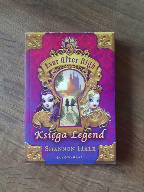 Ever after high, księga legend