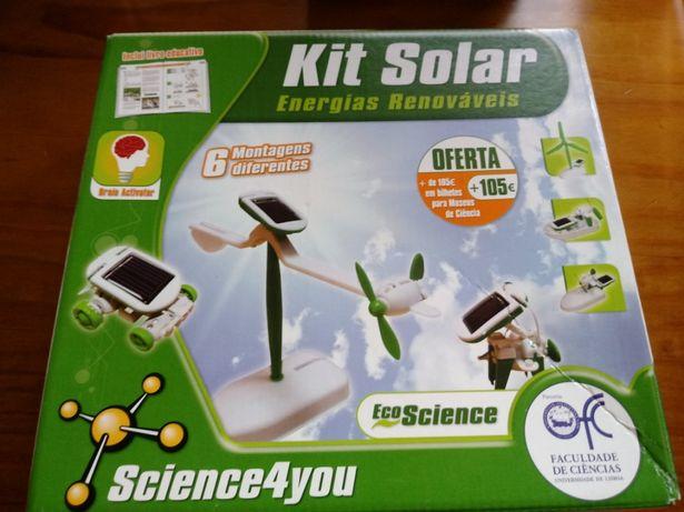 Science4you (Kit solar)