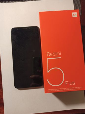 Xiaomi redmi 5 plus 3/32 GB