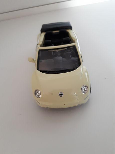 Carrinho Vw new beetle