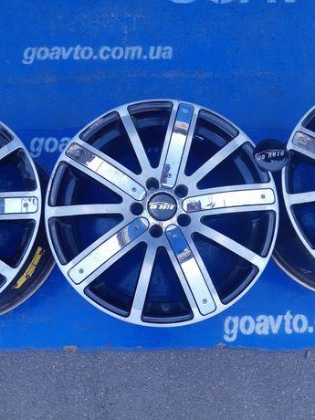 GOAUTO комплект дисков Peugeot Citroen 5/108 r17 et35 7.5j dia67.1 в и