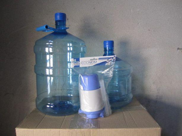 Насос/помпа на бутыль 19 для воды