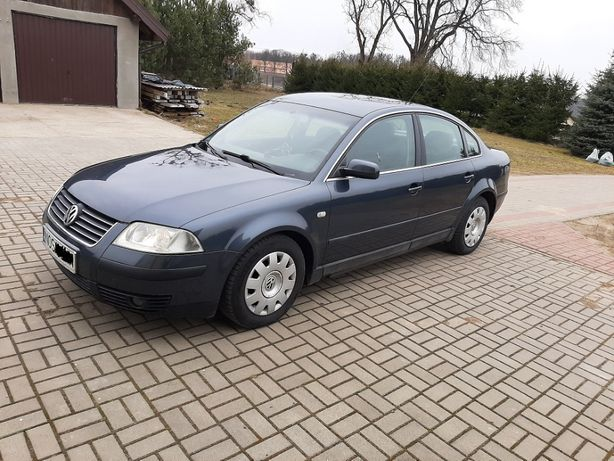 VW Passat B5 FL sedan