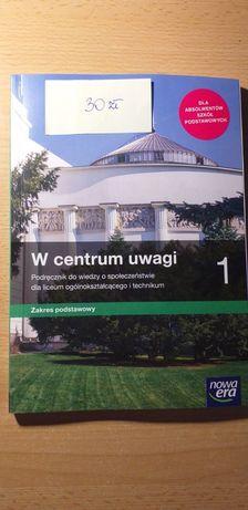 WOS W centrum uwagi kl.1 szkoła ponadpodst.