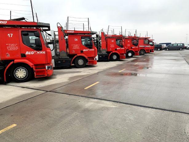 Пригон та доставка автомобілів з Європи в Україну автовозом евакуатор