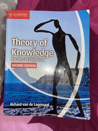 Theory of Knowledge Second Edition