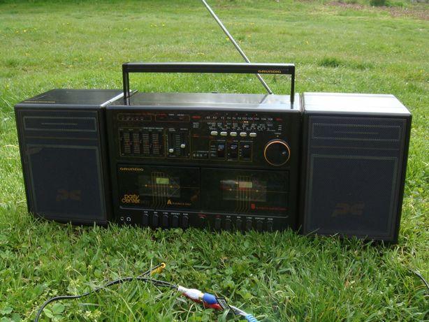Radiomagnetofon Grundig Party Center 2400 boombox