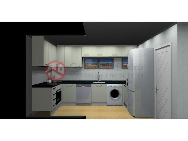 Apartamento T0 totalmente remodelado, com vista panorâmic...