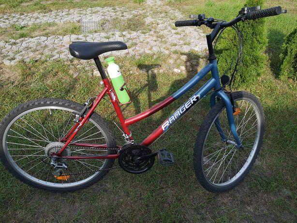 Rower używany stan techniczny dobry