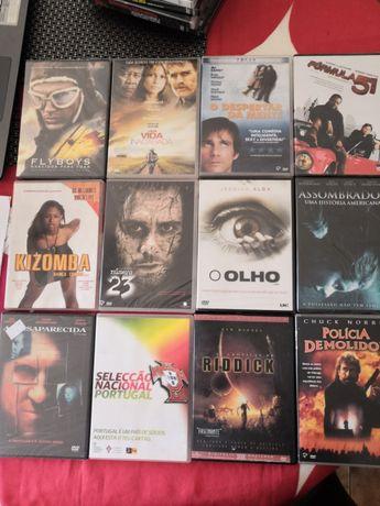 FILMES em DVD NOVOS e Selados