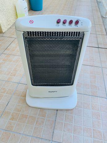 Ventilator de aquecimento Kunft 1200W