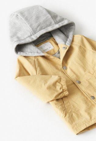 парка Zara, курточка, вітрьовка