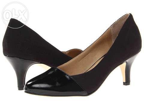 Классические туфли для офиса