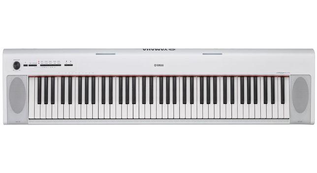Pianino cyfrowe Yamaha NP-32 biały Nowe Piaggero