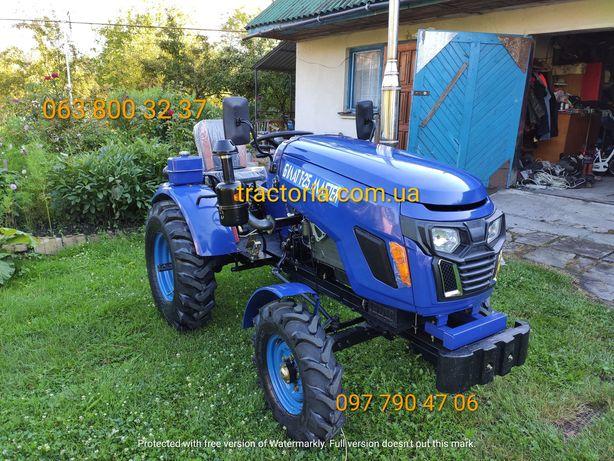 Мототрактор Булат Т-25+2ПЛУГ+ФРЕЗА+ЗІП Минитрактор мінітрактор трактор