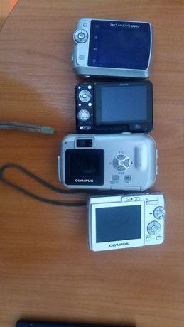 Фотоапарати. Робочі