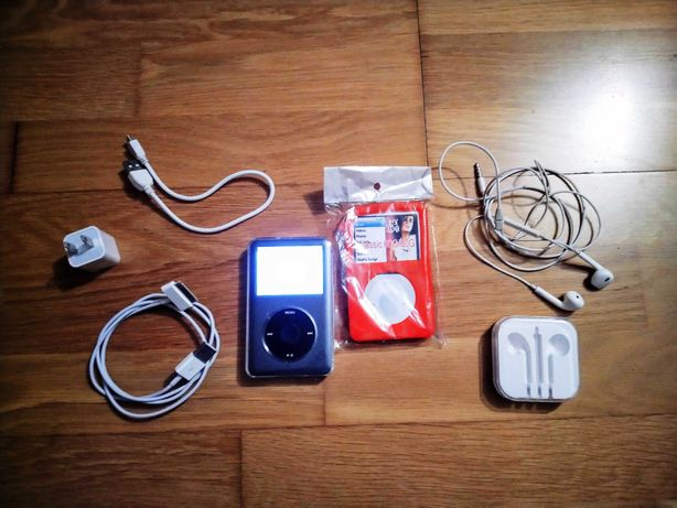 APPLE iPod Classic de 128GB, Edição Limitada da Banda U2 (Como Novo)