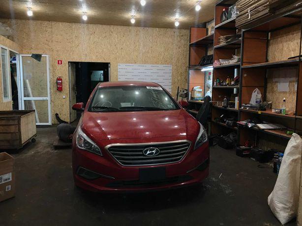 Запчасти разборка Hyundai Sonata 2017- Соната Хюндай шрот разбор