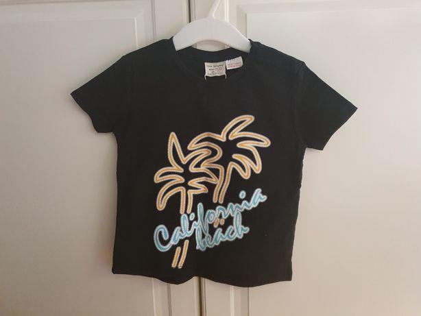 T-shirt koszulka ZARA r. 86