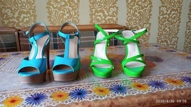 Босоножки для модняшки