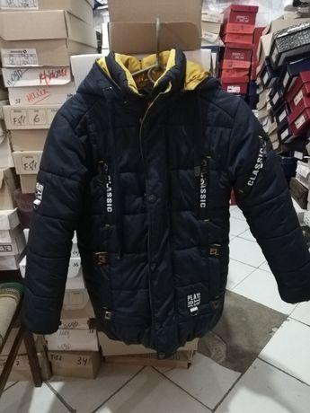 Куртка тёплая на мальчика