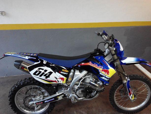 Wr 450 f 2009