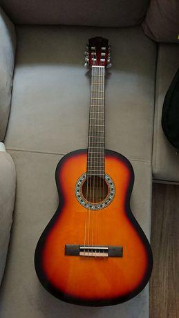 Gitara klasyczna/akustyczna 3/4 Alvera