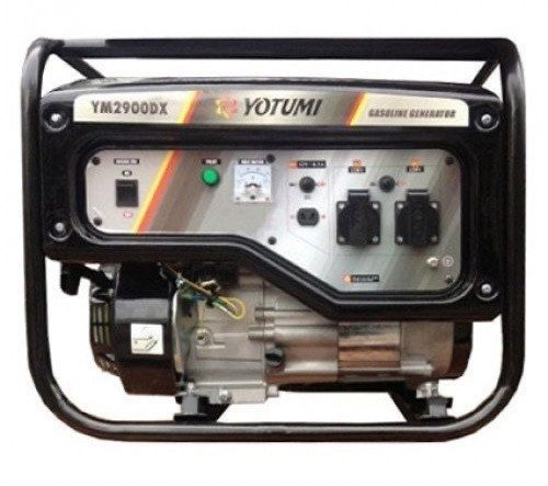 Бензиновый генератор YOTUMI YM2900DX Гарантия 2 года!!!