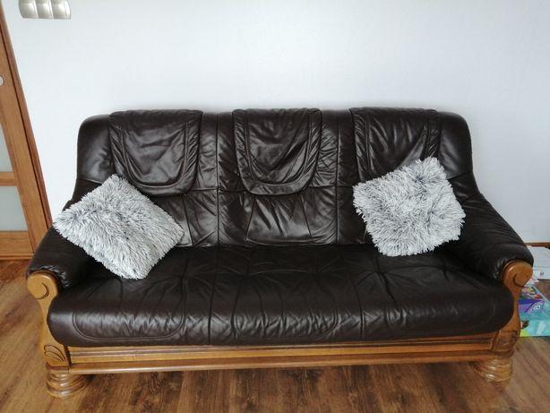 Sofa kanapa skóra