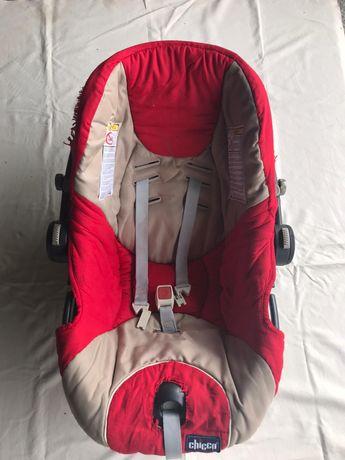 Cadeira de bebé chicco