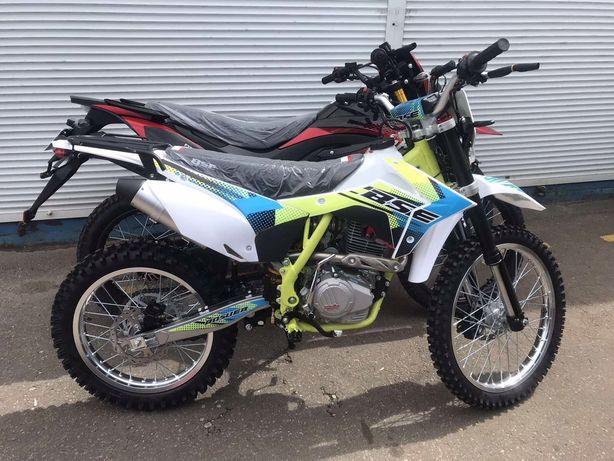 Продам мотоцикл BSE J3D ENDURO