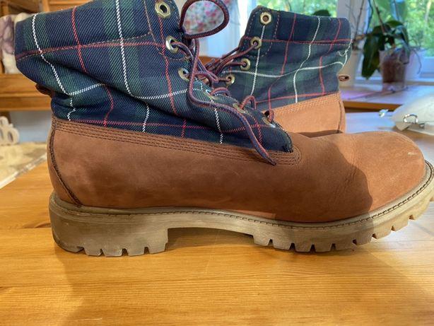 Sprzedam buty męskie Timberland rozmiar 45