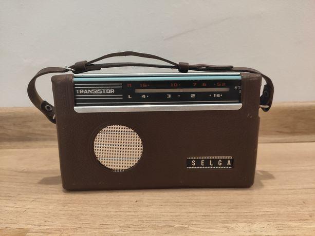 Radio SELGA lata siedemdziesiąte PRL