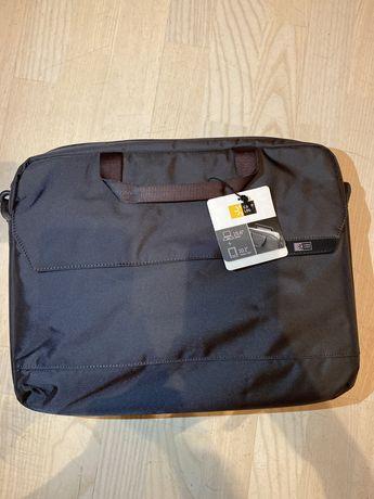 сумка для ноутбука case logic 15.6 новая