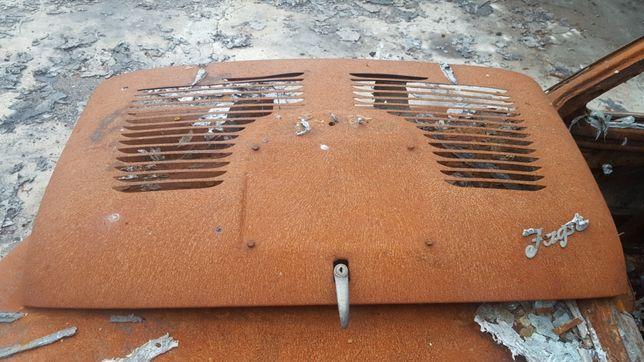 Fiat 600 tampa da mala