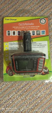 Fm модулятор CAR-Mp3 player.
