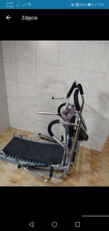 Wielozadaniowa bieżnia rower wioślarz twister Rehabilitacja Dostawa!