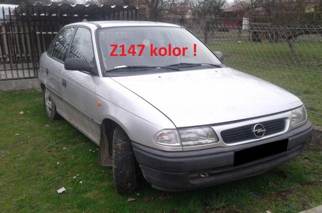 Opel Astra F 1 Drzwi Przednie Prawe Sedan Kombi Hathback Srebrne Z147