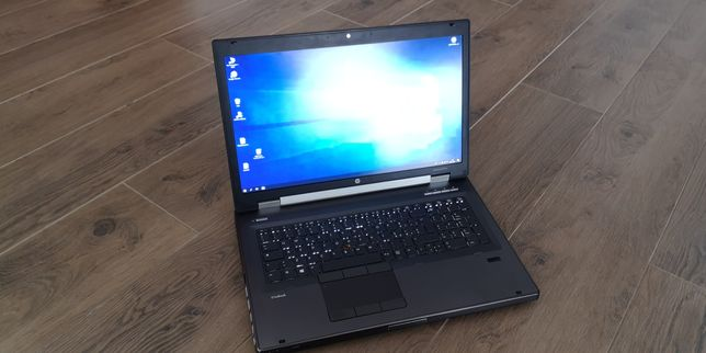 Unikat Hp Elitebook 8770w