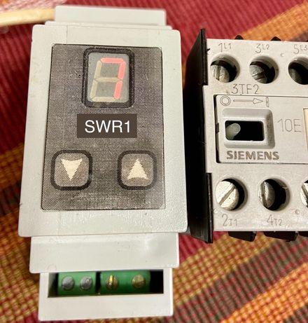 Регулятор мощности/ оборотов 220в симисторный дискретный микроконтролл