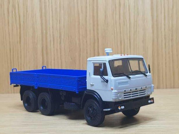 Model Kamaz 5320 skala 1:43
