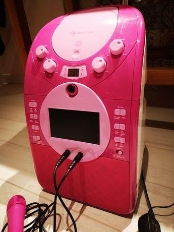 Karaoke Auna 2 mikrofony