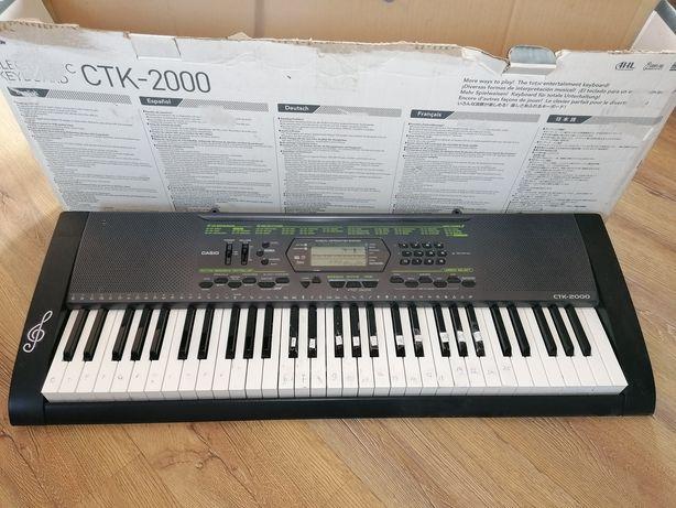 Keyboard casio ctk 2000