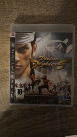 Jogo Virtua fighter 5 Ps3